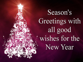 Season's Greetings from Sonlink